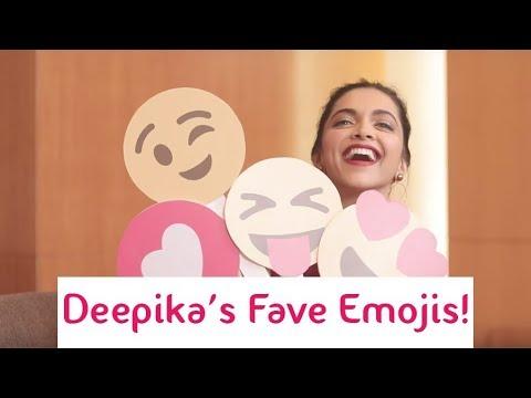 The Emoji Game With Deepika Padukone | Deepika's Favourite Emoji | MissMalini