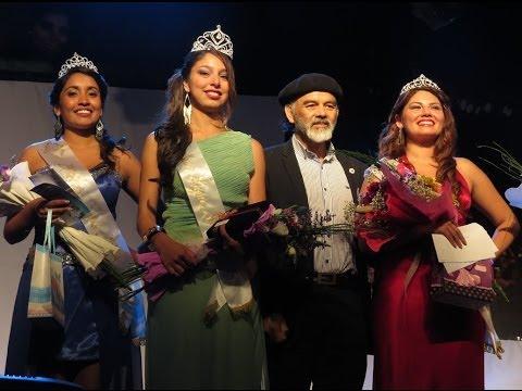 Gala de Coronación Concurso Miss Ligua 2014