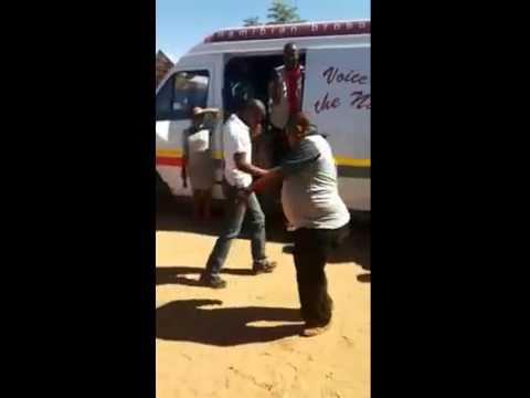 Mr . Laden - Damara dance Fan for (Makuni F.C.)