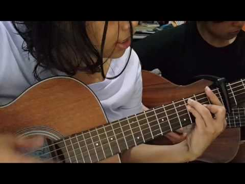 Just be Held (cover)