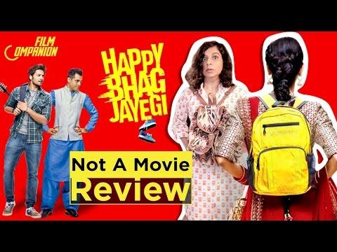 Happy Bhag Jayegi | Not a Movie Review |...