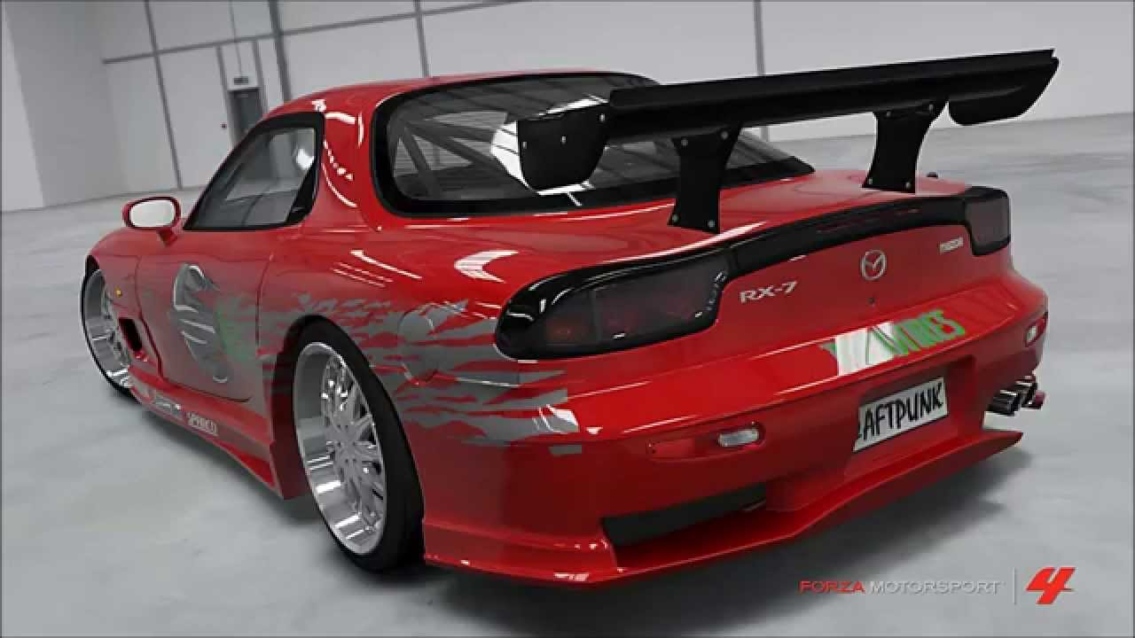 mazda rx7 fast and furious. digital assasins lock it fast and furious dominic toretto rx7 audio music youtube mazda rx7
