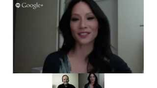 Lucy Liu chats about 'Elementary,' Emmys and 'Ally McBeal' with Gol...