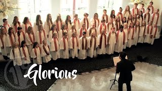 """Glorious"" by David Archuleta from Meet the Mormons Cover by One Voice Children"