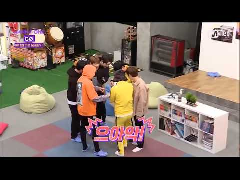 [ENGSUB] Wanna One Go Zero Base - Catch The Fool