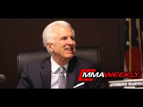 Nevada Athletic Commission Revamped as Commissioner Skip Avansino Retires