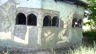 Загадочный дом в деревне Лукаши