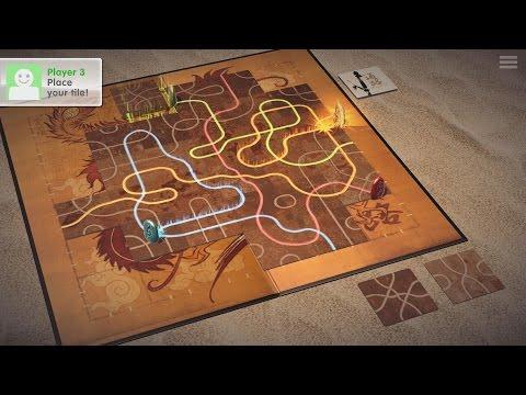 "This week Apple Highlights Free App of the Week to ""Tsuro"""