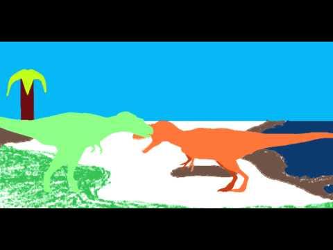 albertosaurus sarcophagus vs bistahieversor sealeyi