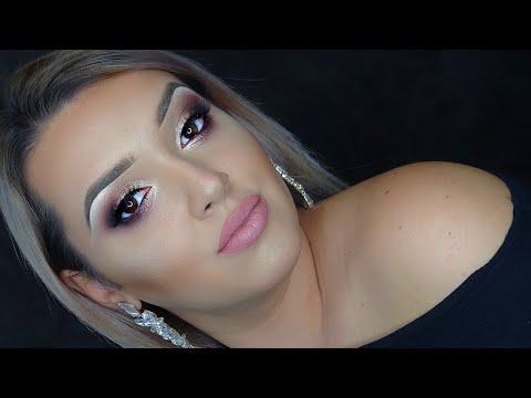 pink-and-gold-duochrome-makeup