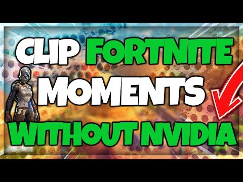 How To Clip Fortnite Moments On Mac! (No Nvidia)
