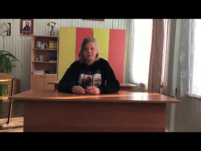 Изображение предпросмотра прочтения – ЮлияСебякина читает произведение «До первой звезды» М.И.Цветаевой