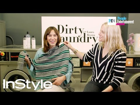 Alexa Chung Cannot Stop Wearing This Men's Prada Sweater | InStyle