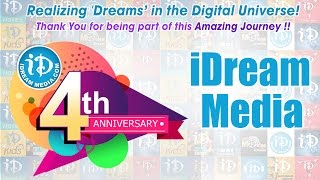 iDream Media Fourth Anniversary - Realizing
