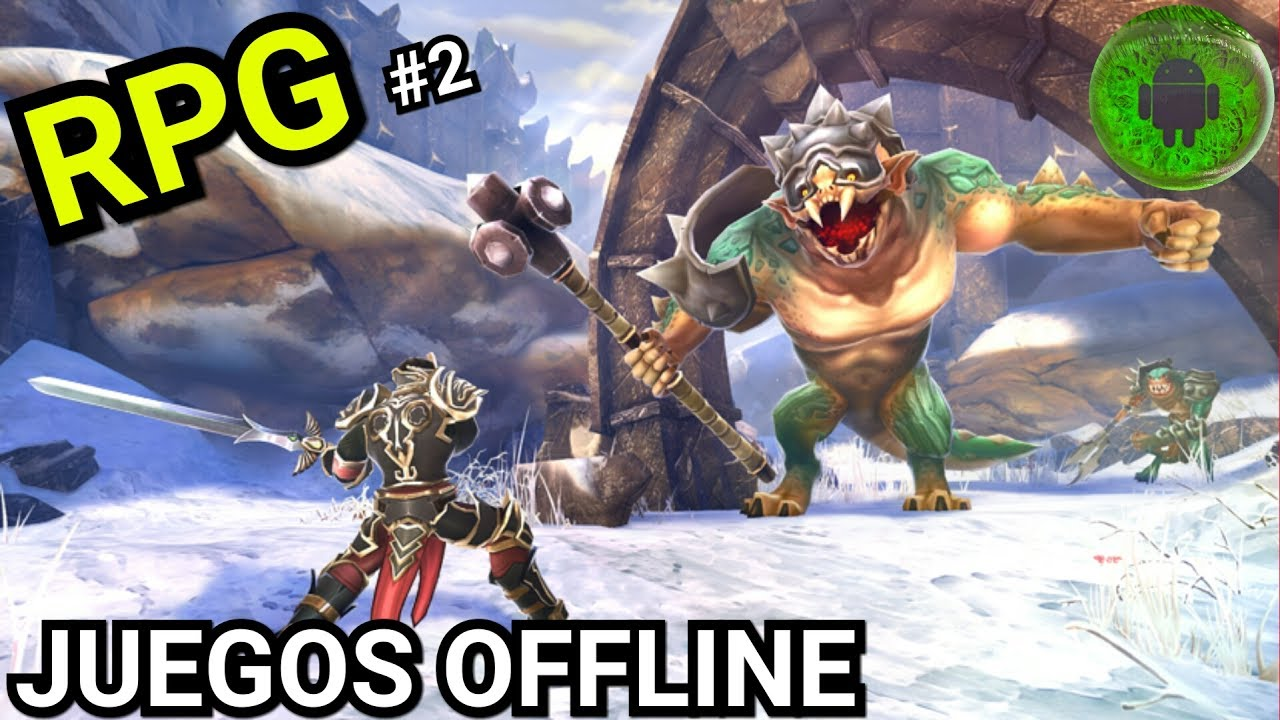 Top 5 Juegos Android Rpg Rol Offline Gratis 2 Youtube