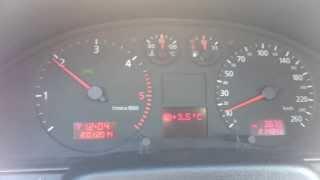 Audi A4 1.9 TDI 110 0-120km/h