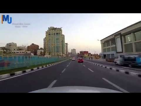 Amazing tour of the streets of Gaza