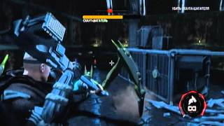 Red Faction: Armageddon - PS3 cheats