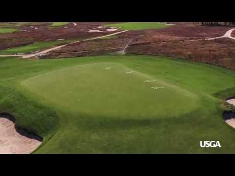 2018 U.S. Open: Shinnecock Hills Hole No. 7