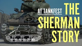 The Sherman Story  The Tank Museum