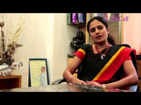 Dr. Suvarna Goyal - Advantages of Umbilical Cord Stem Cells at LifeCell