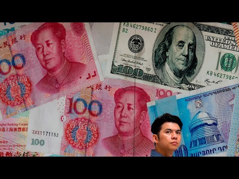 'Bloody Monday' as yuan slumps