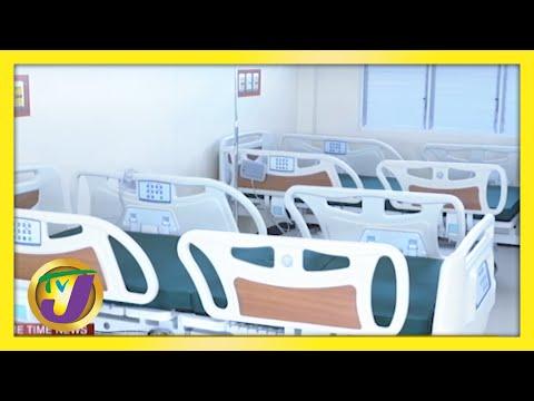 Falmouth, Jamaica Field Hospital Completed   TVJ News