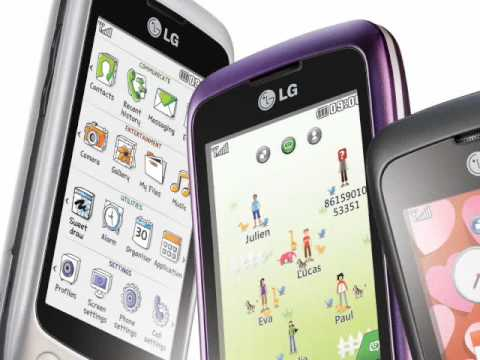 LG GS500 Cookie Plus Preview