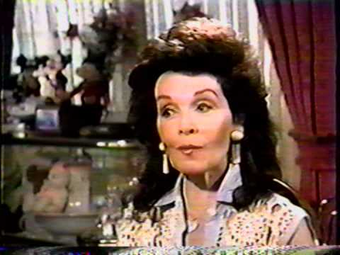 Annette Funicello On The 700 Club 1993