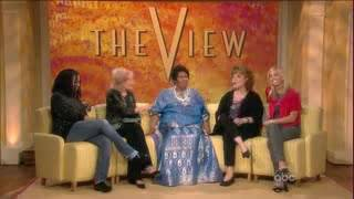 Aretha Franklin Interview on The View In 2008