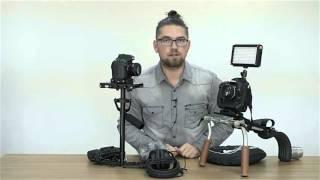 Filmowanie lustrzankami: Akcesoria