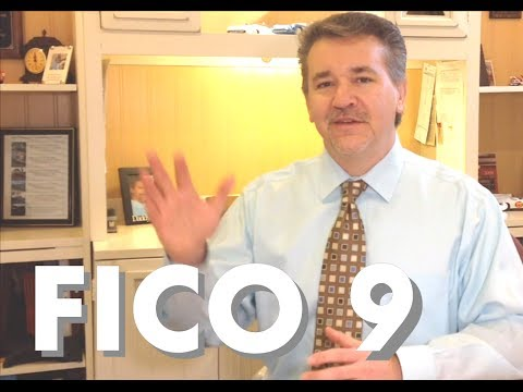 What is the perfect credit score model FICO(r) 5, 8, or 9