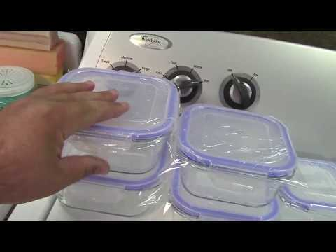 Zestkit Glass Food Storage Container Set Review