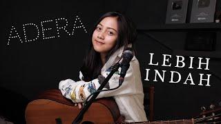 Download Mp3 Lebih Indah   Adera   - Michela Thea Cover