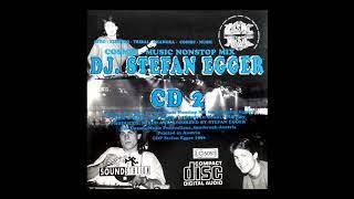 DJ Stefan Egger - CD 2 - Cosmic-Music Nonstop Mix - made in 1996