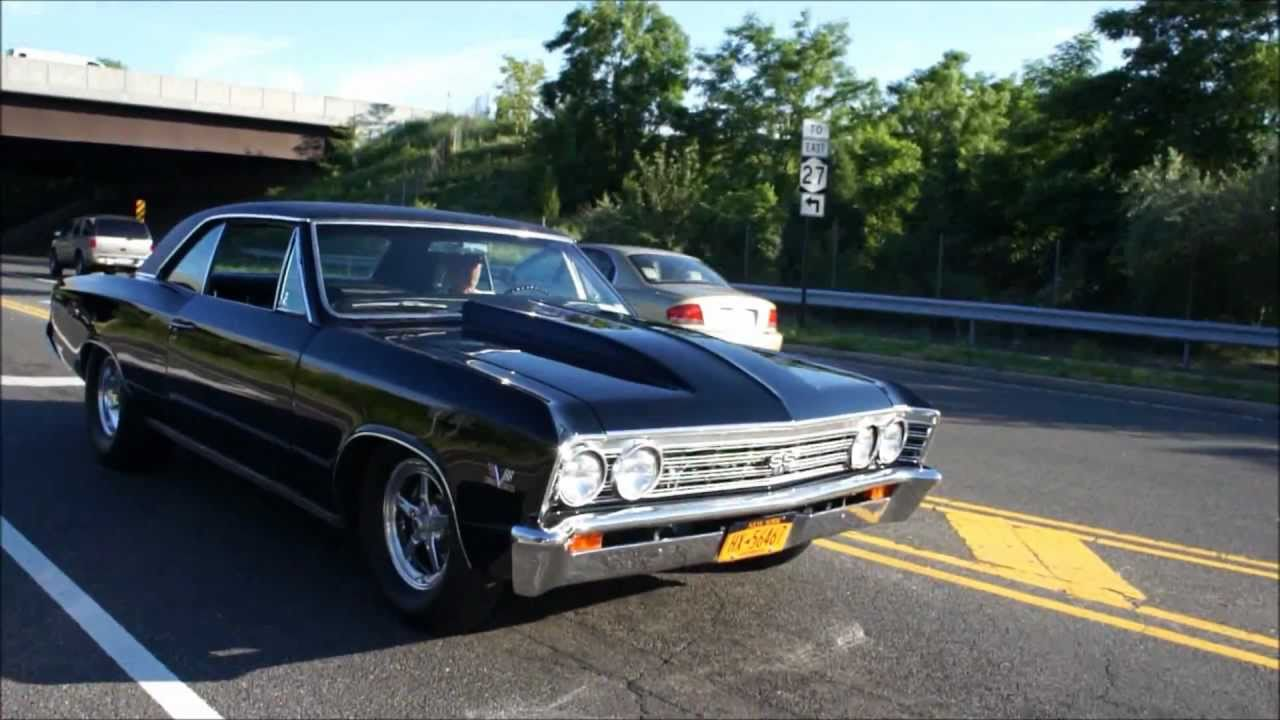 1967 Chevelle SS Drag Radial For Sale~Stunning Car, Must See!! - YouTube