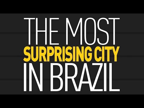 Campinas - The most surprising city in Brazil.