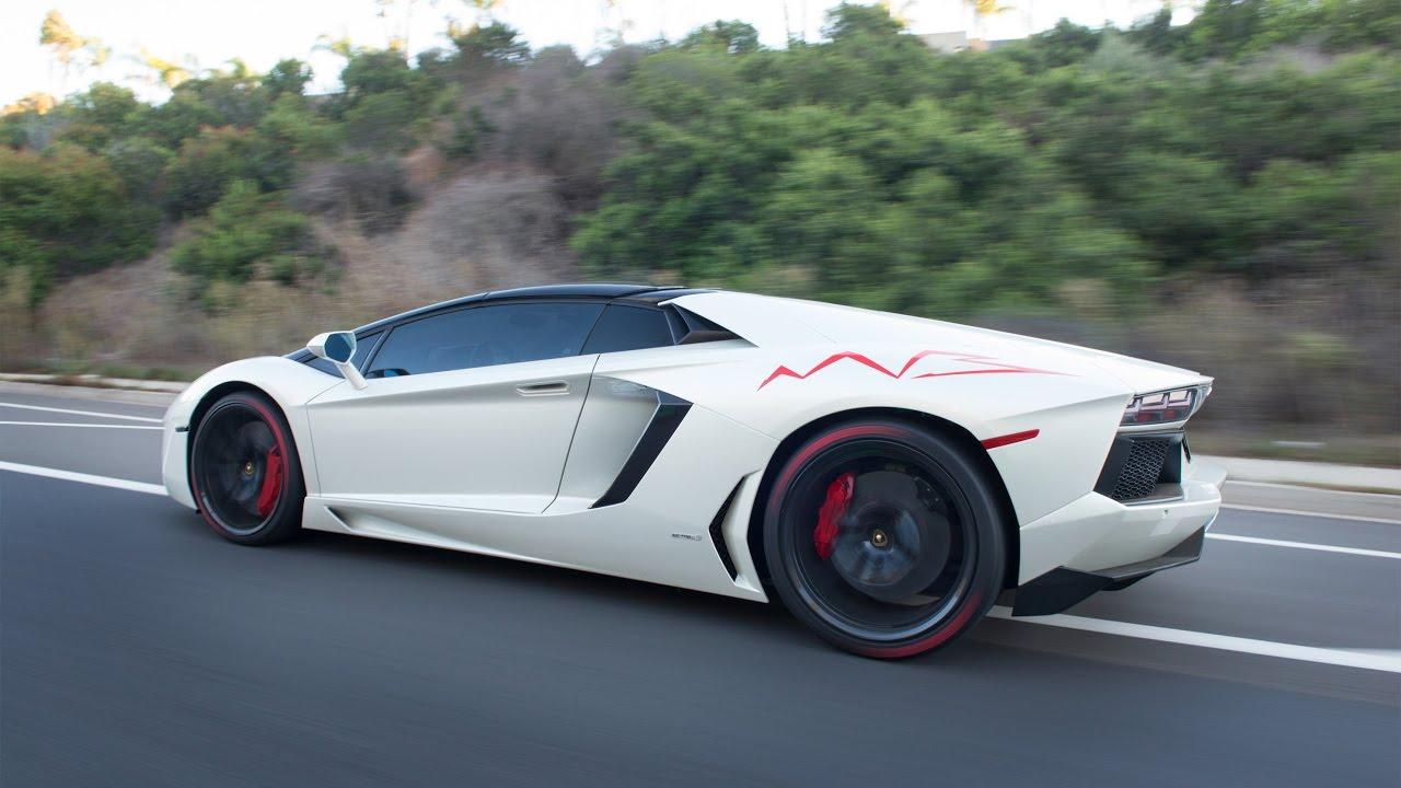 Lamborghini Aventador By Sdwrap Sd Wrap