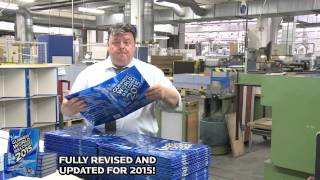 Behind the scenes: Guinness World Records 2015  - hot off the press!