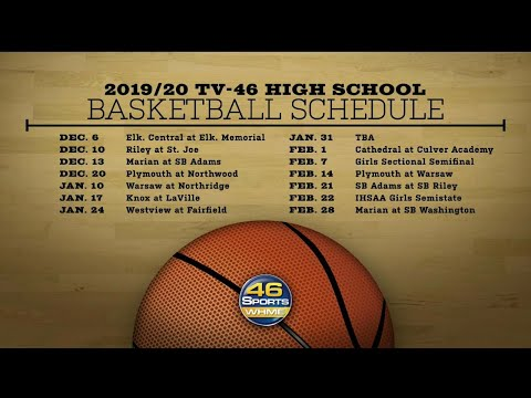 Chuck Freeby Previews Our 2019-2020 High School Basketball Schedule!