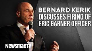 Bernard Kerik Discusses Firing of Eric Garner Officer