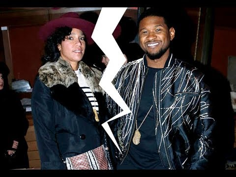 Usher & Wife Grace Miguel File For Separation After Singer Infidelity.