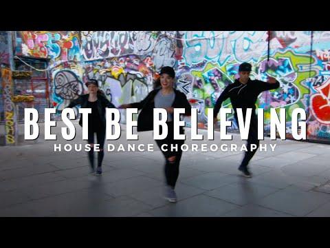 AlunaGeorge - Best Be Believing   House Dance   Francesca Parma