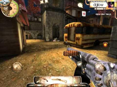Warm Gun iOS Launch Trailer - Coming October 11th 2011
