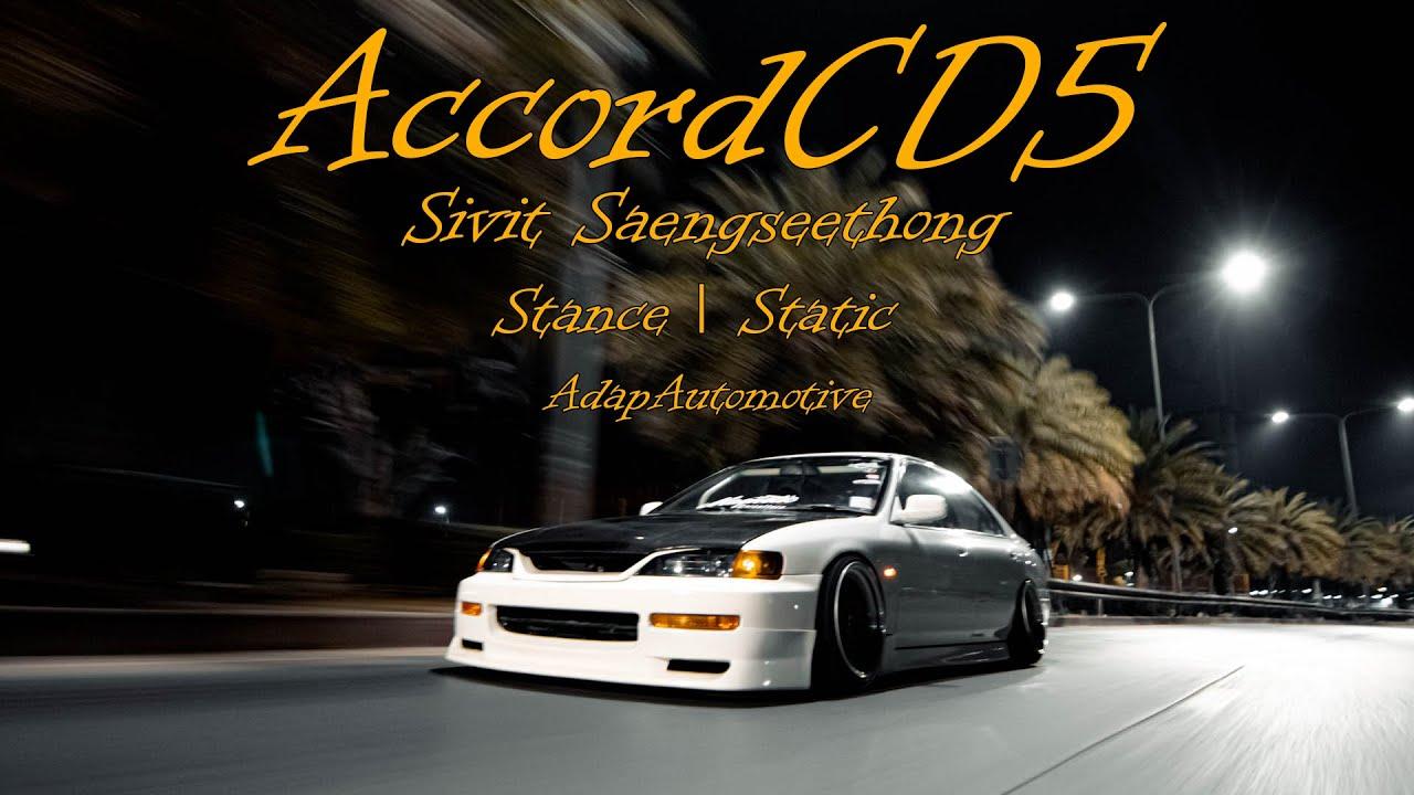 Download Honda Accord [CD5] Static