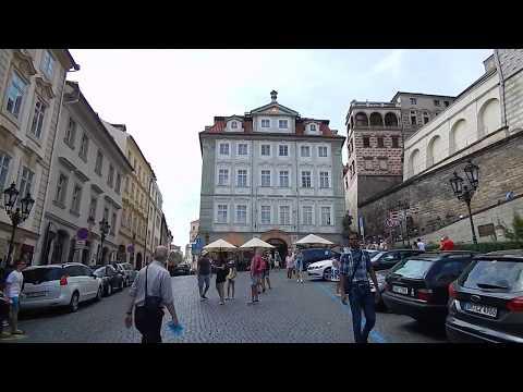 Travel in Europe. Czechia/Česko. Praha. 22.07.2017. Malá Strana.