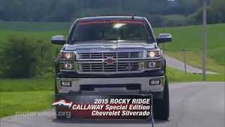 MotorWeek | Road Test: Rocky Ridge Callaway Special Edition Chevrolet Silverado