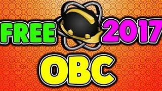 Wie man Free OBC auf Roblox (Januar 2017) **FACE REVEAL**