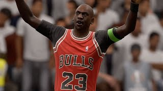 Michael Jordan Modded into FIFA 20