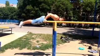 THE BEST PLANCHE (STREET WORKOUT) 2014